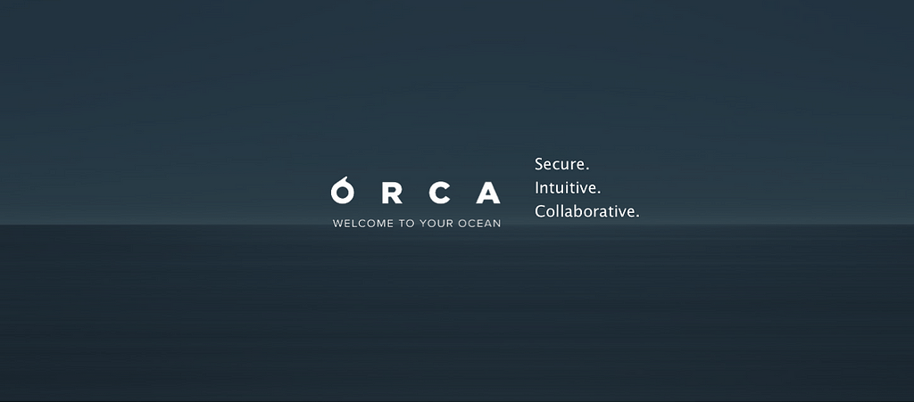ORCA Background